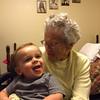 20151108 Great Grandma's 96th birthday