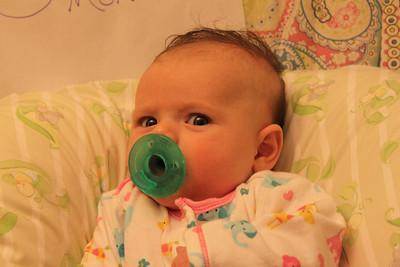 Anna 3 months