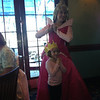 Ariel's grotto, princess dinner.