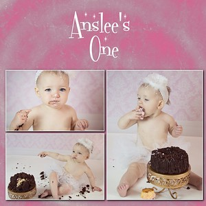 Anslee collage 12x12