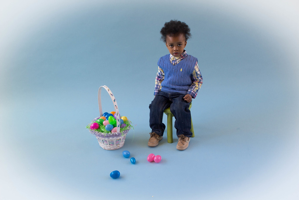 Anthony ~ Easter