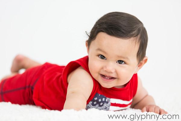 Antonio's 7 months
