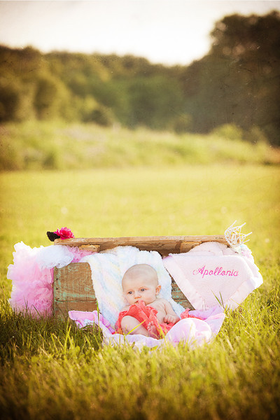 Apollonia 3 Month Baby Images