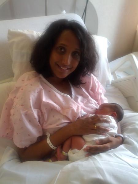 Arjun+Mom