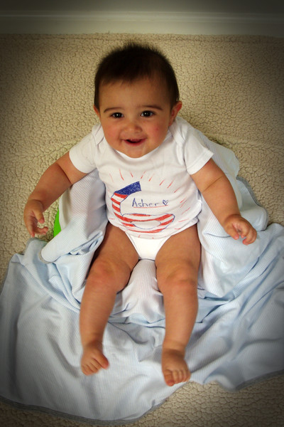 Asher's 6th Month