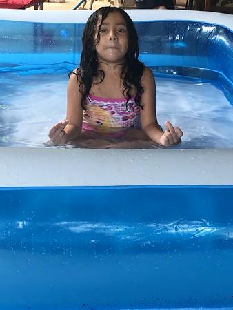 Ashley 5 años