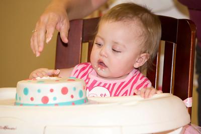 Aubrey Dinkins 1st Birthday