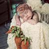 Aubrey Elizabeth- 1 month :