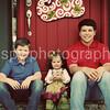 Austin, Alec, & Ava- Christmas 2011 :