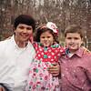 Austin, Alec, & Ava- Christmas 2014 :