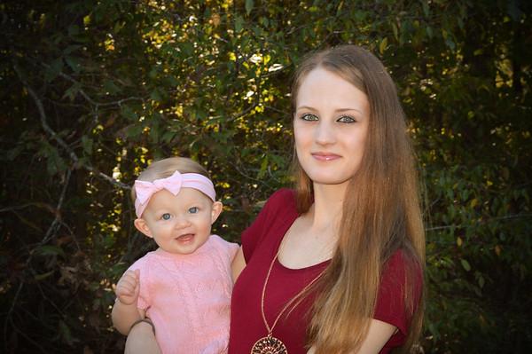 Ava (8 months)