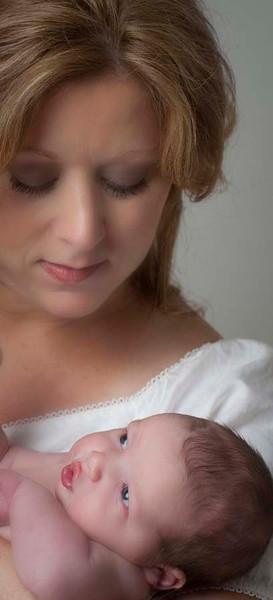 Ava Barker newborn