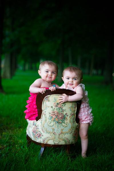{Ava, Ella & Makayla}