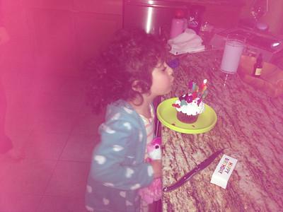 Ava's 5th bday 2014