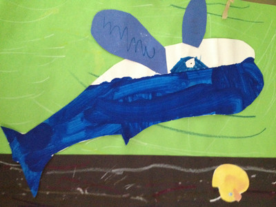 Ava's Preschool Artwork 2013