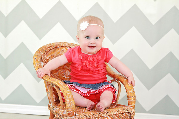 Avery// 7 Months