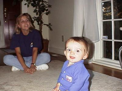 Avery early years