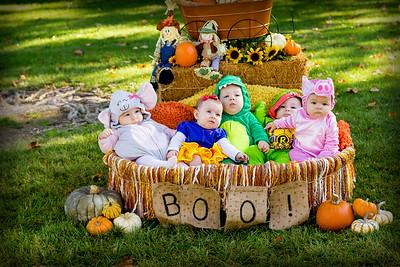 Babies 1st Halloween  10 19 14