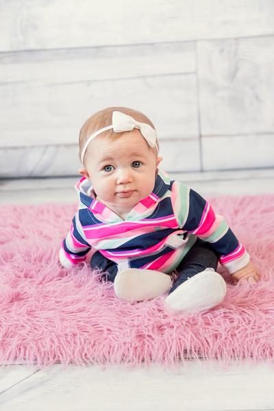 Ariana 6 months