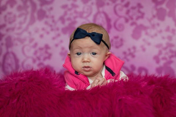Arianna 4 months