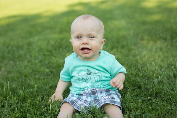 Greyson 10 months