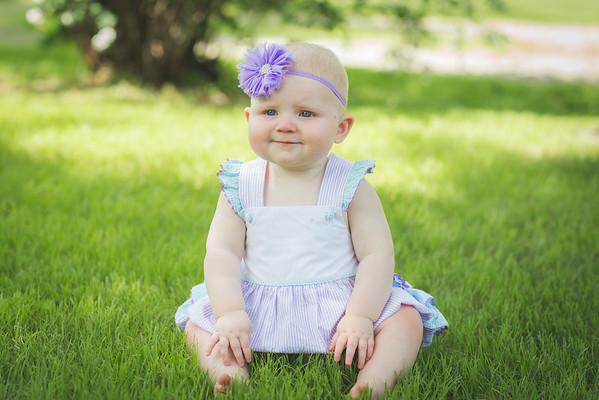 Lillian 6 months
