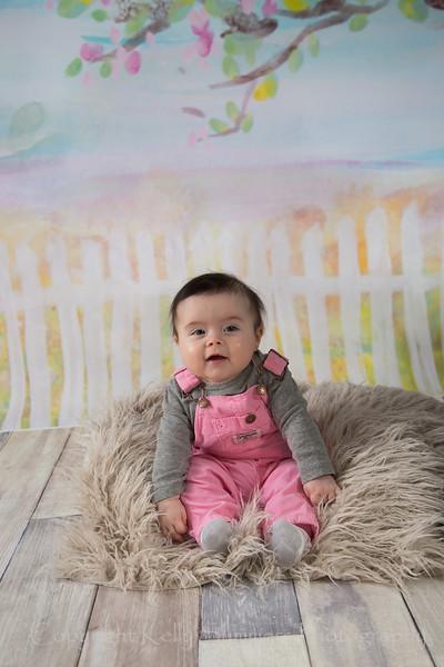 Miss Morgan 6 months