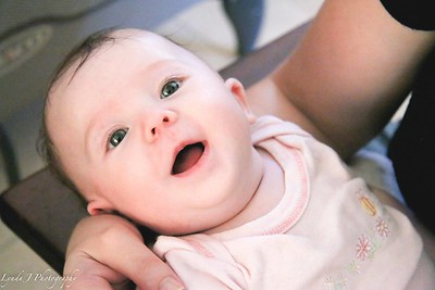 Baby Amelia McBain