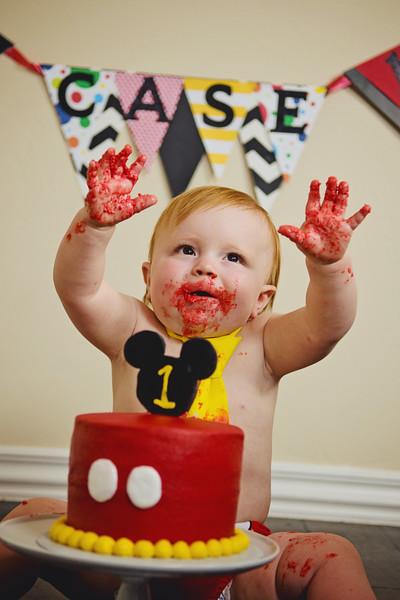 Baby Case Smash Cake