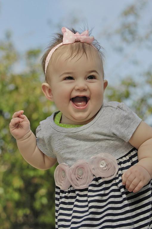 Baby Headshot