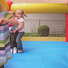 Lily, Luke, Elise + Shealyn are attempting Synchronized Jumping in the Bouncy Room