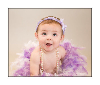 Baby Portraits - Chyler