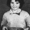 Barbara Ison school girl.