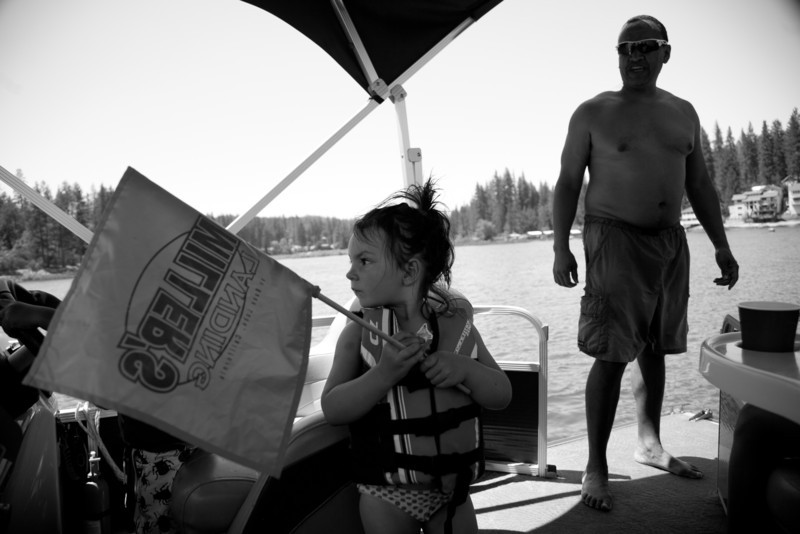 camping kids