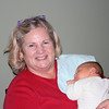 Grandma Susan and Ben.  She held him the entire weekend. it was crazyness.