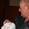 Grandpa Bob and Ben.