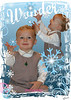 Christmas Card 2 image blue