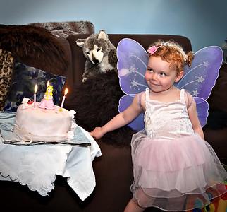 Bethan's 3rd Birthday
