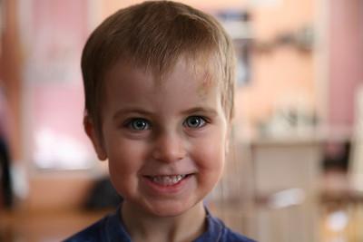 Birthday - William - March 2008