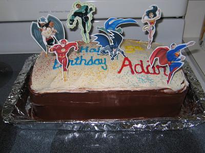 Adan's 5th Birthday