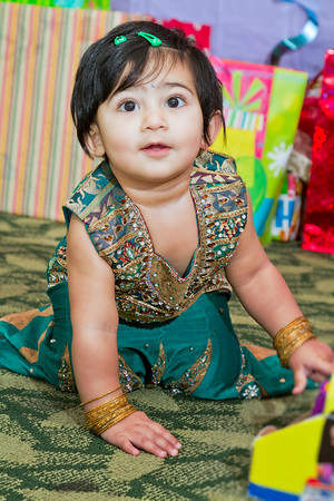 Anjali's 1st Birthday