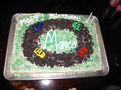 Marco's 3rd birthday party