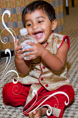 Siddarth's 1st Birthday