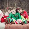 Braxton, Journey, Jersey, & Bowen- Christmas 2014 :