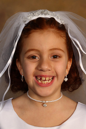Brianna's Communion  Pictures