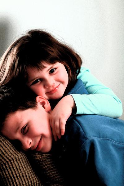 Bridget & Riley Born to act Jan 04 12