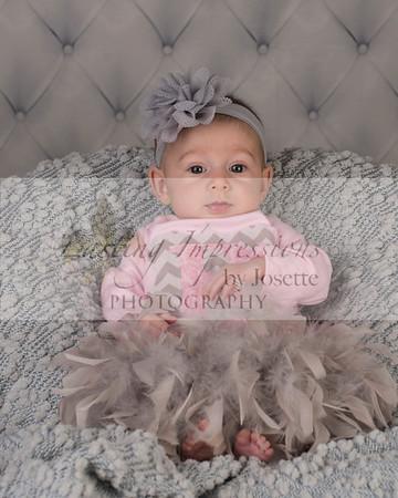 Brielle 3 months