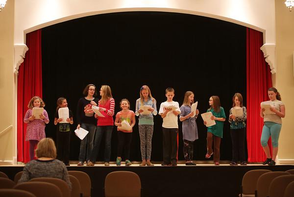 Broadway Kids learn theatre