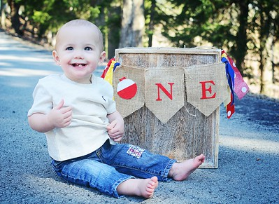 Bryson is ONE!