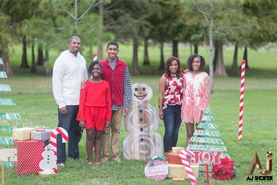 Burgess Family Christmas 2016